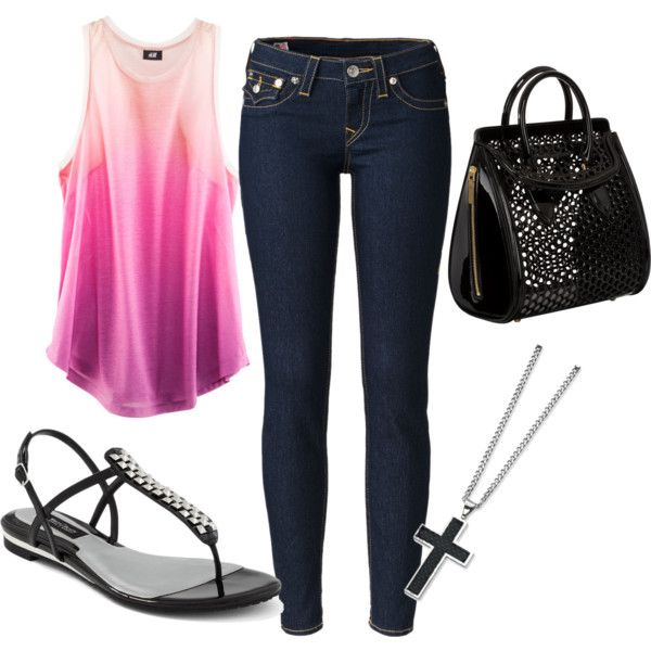 Concert Outfit by theccnetwork on Polyvore | Just For Syd | Pinterest | The outfit Jeggings and ...