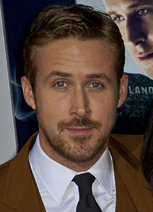 Gosling at the premiere of Gangster Squad in 2013