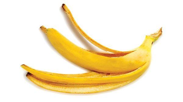 Секреты использования банановой кожуры! Природа делится своим богатством   Naget.Ru