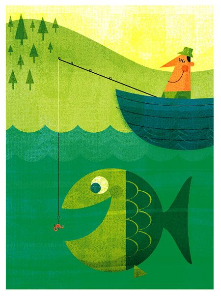 Steve Mack's Spot Illustration