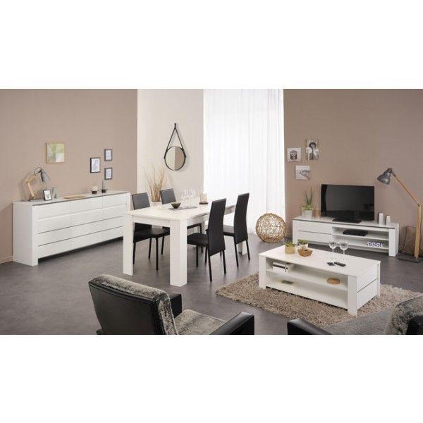 Dining room furniture | Living room Furniture | Set | White