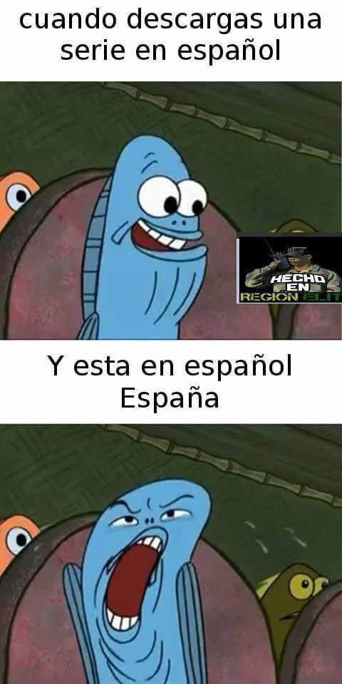 solo los latinoamericanos entenderan