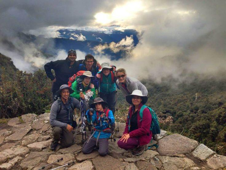 Alpaca Expeditions #1 Inca Trail tour operators.