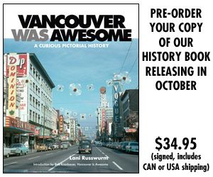 A book about early Vancouver.