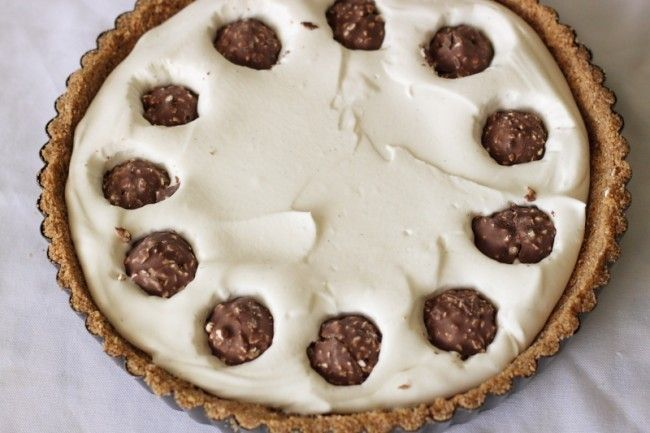 Ferrero pite (sütés nélkül) 3