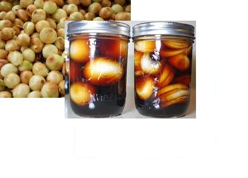 Balsamic Pickled Onions - R24