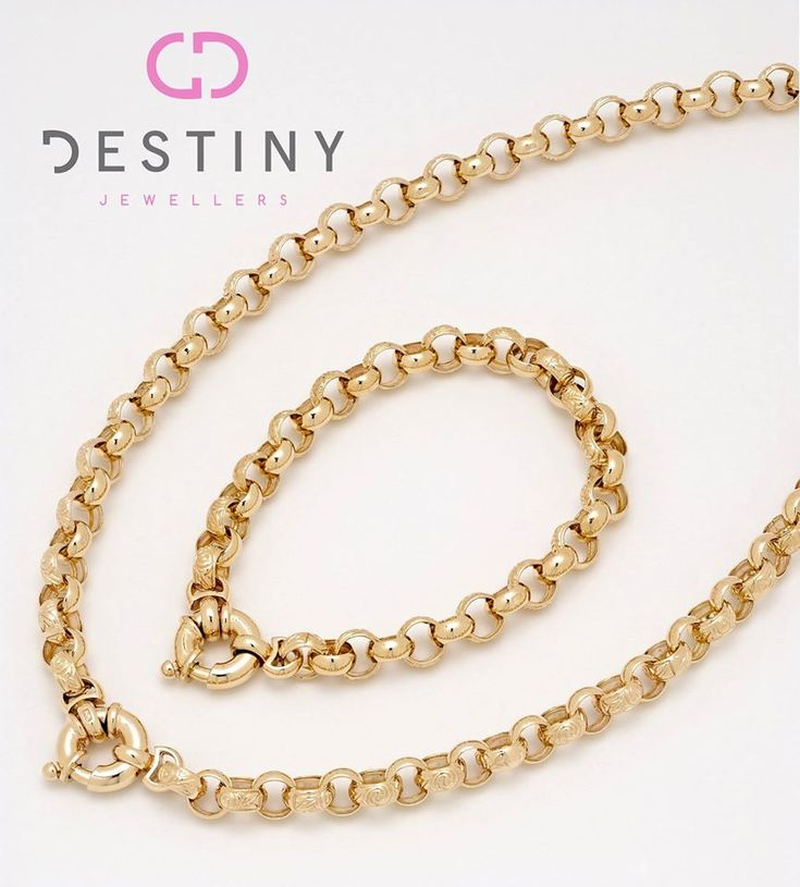 Mother's Day is just around the corner.   Show Mum you care this Mother's Day with this beautiful gold necklace and bracelet set available in-store now at Destiny Jewellers.   Visit us at shop 255, Level 2, Westfield Shopping Plaza Penrith xx
