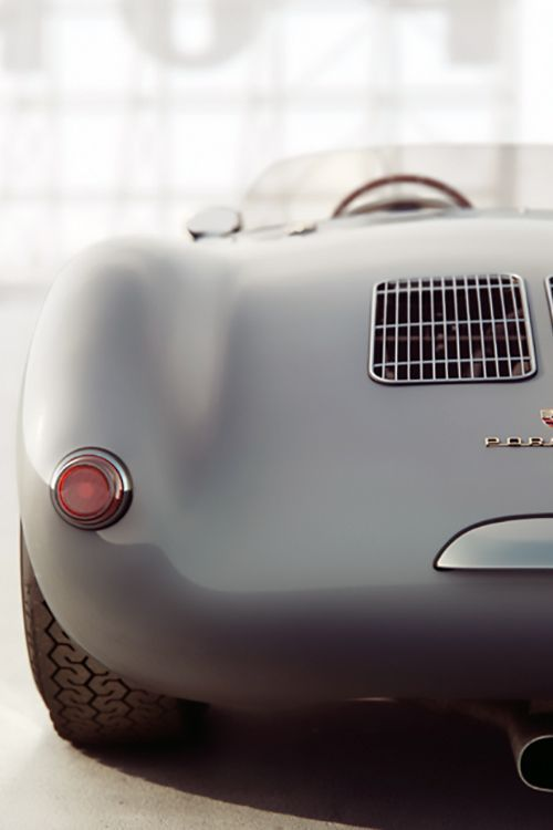 Porsche 550 (1953-19 top gear hot cars