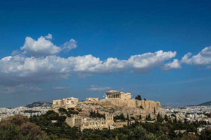 Clouds over the temple by Odysseas Megalooikonomou - Photo 143977517 - 500px