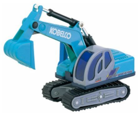 suzukatu | Rakuten Global Market: Construction machine collection mini hobby toys, model Kobelco ( KOBELCO ) baby excavator shovel q construction machinery vehicles vehicle model vehicle model toys hydraulic excavator excavators q * product color is blue or green-. You specified can not