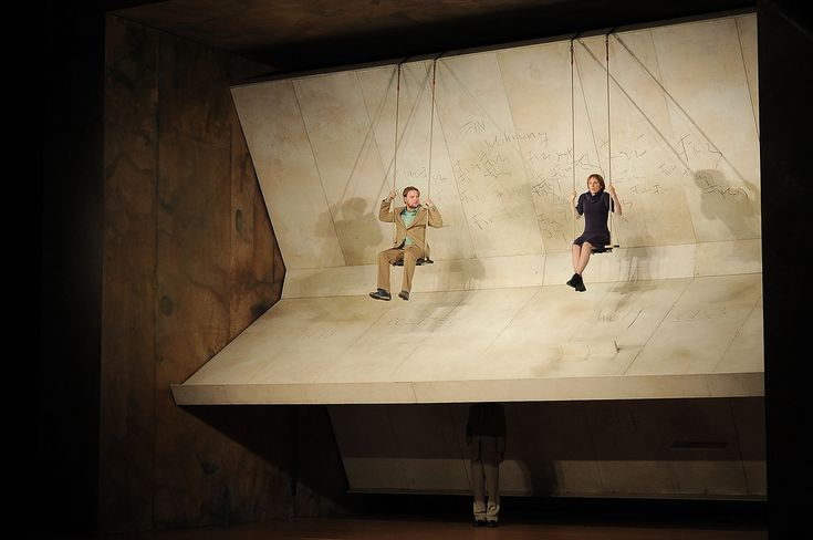 """Un molino de almas, de consciencias, de abismos psicológicos, se levantó en el Teatro Principal ante los espectadores de la obra """"Diebe"""", escrita por Dea Loher  (CCC_5225)"""