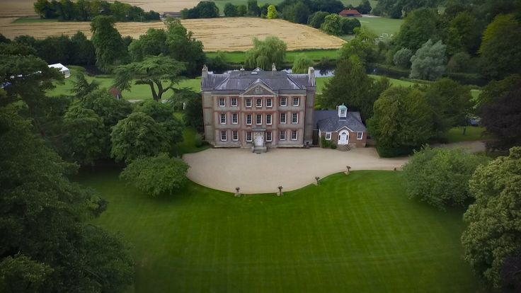 aerial photography, my perfect wedding story, wedding venue countryside, rural wedding, stately home wedding
