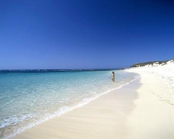 "Whitsundays Island, Whitehaven Beach - ""the beach to be"" :)"