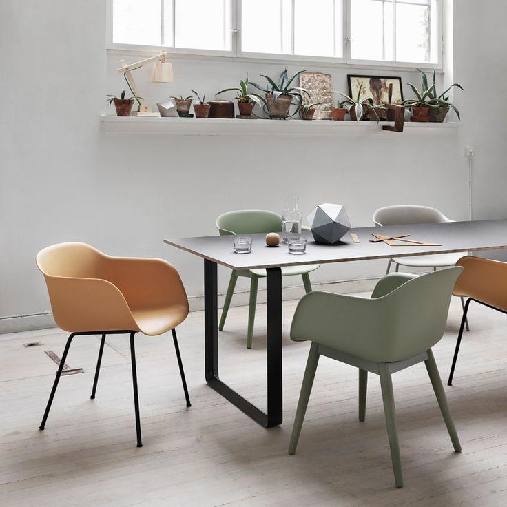 Fiber Chair design. Iskos-Berlin  #muuto #diningroom