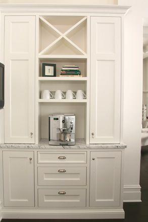 coffee anyone - Kitchen View Custom Cabinets
