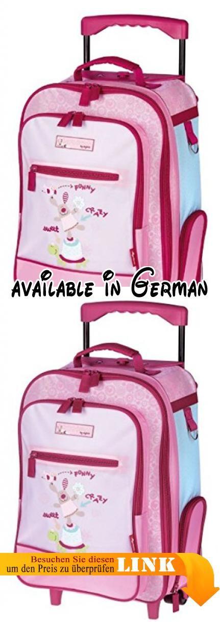 Sigikid 23915 - 3 Happy Friends-Trolley. Größe: 40 x 30 x 17 cm #Koffer, Rucksäcke & Taschen #LUGGAGE