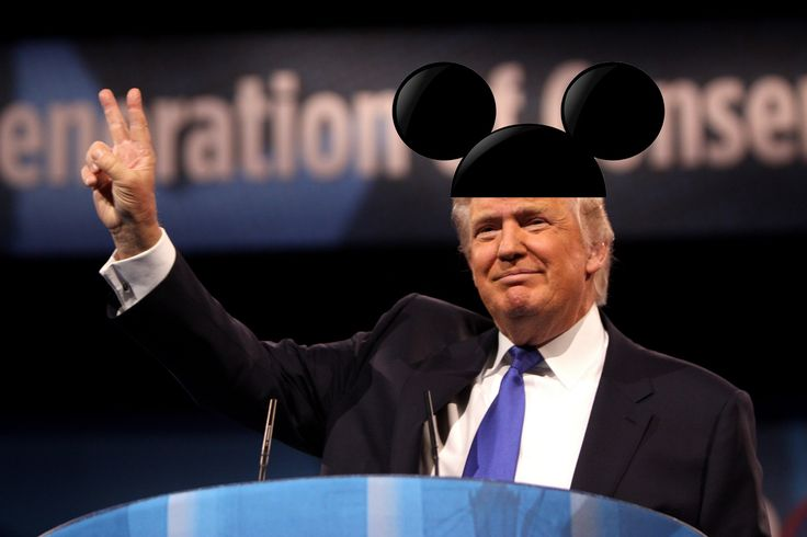 After much turmoil at the House of Mouse, Disney announced Trump will speak in its famous Hall of Presidents attraction.