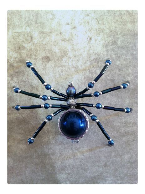 Beaded Spider Tutorial