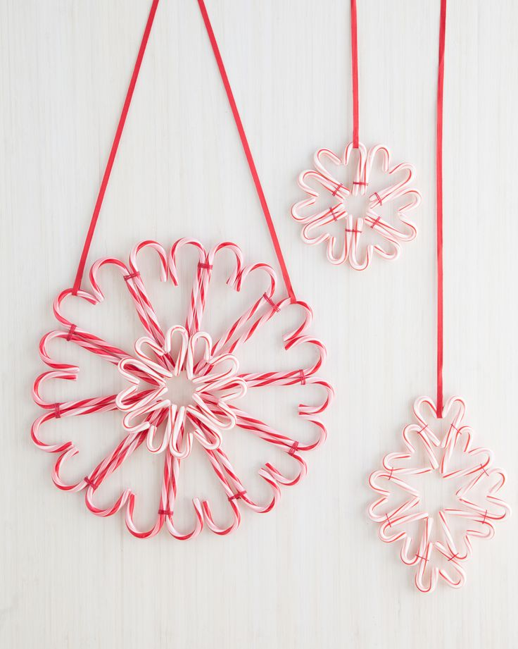 This hanging decoration leaves a sweet, lasting impression for the winter season. To ensure it lasts, store your wreath between layers of waxed paper between seasons.