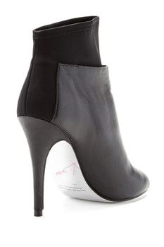 Kristin Cavallari by Chinese Laundry Laney Open Toe Stiletto Bootie
