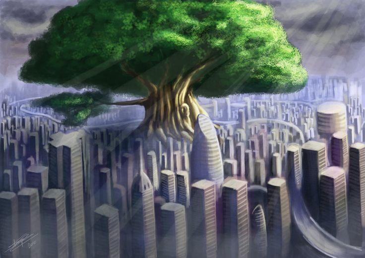 Conflicto- El conflicto es external, hombre contra la naturaleza. Es Lencho contra el granizo.