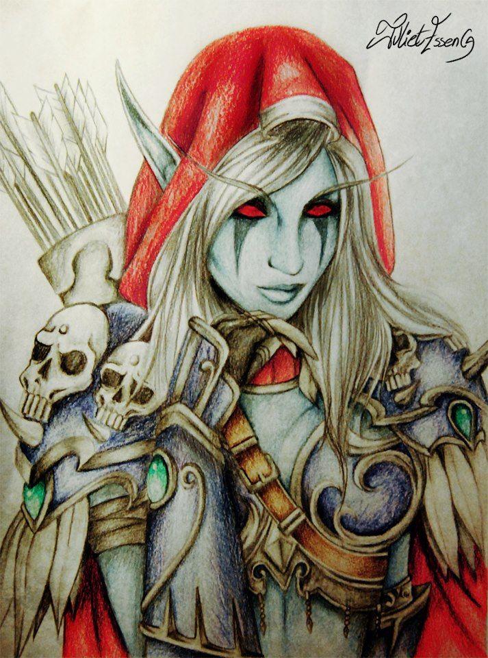 45 Best Windrunner Sisters Images On Pinterest Warcraft