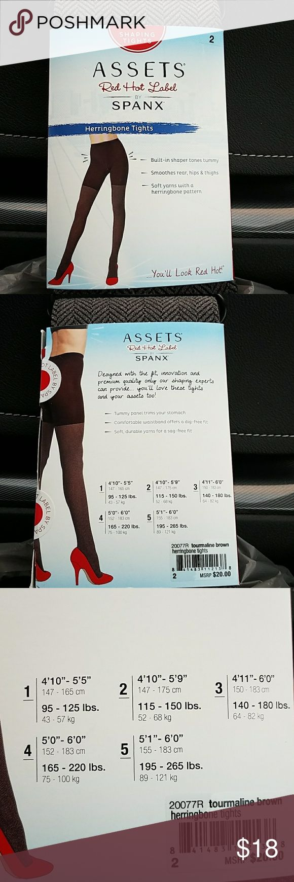 Nwt Assets by Spanx Nwt Assets by Spanx chevron tights. Assets By Spanx Accessories Hosiery & Socks