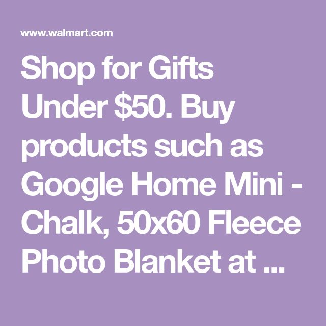 Shop for Gifts Under $50. Buy products such as Google Home ...