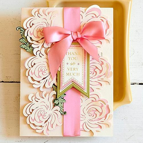Anna Griffin® Anna's Garden Cards and Embellishments Cricut Cartridge with $10 Digital Download Credit
