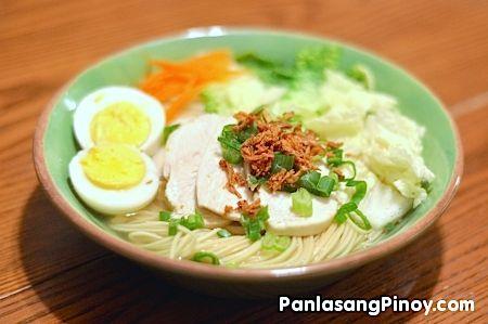 how to cook mami panlasang pinoy