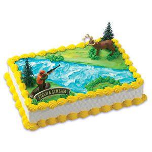 Deer Hunter Cake Kit