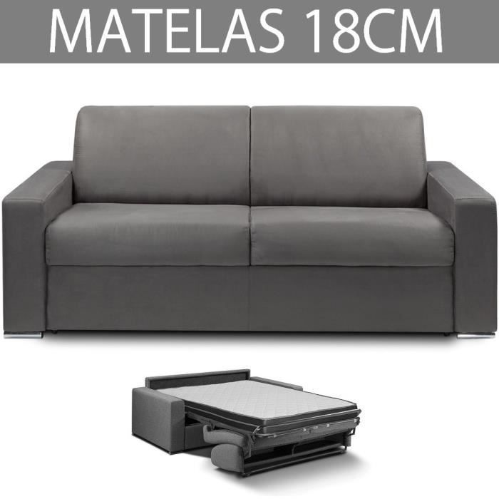 Inside Canape 3 Places Convertible Master Pas Cher Soldes Canape