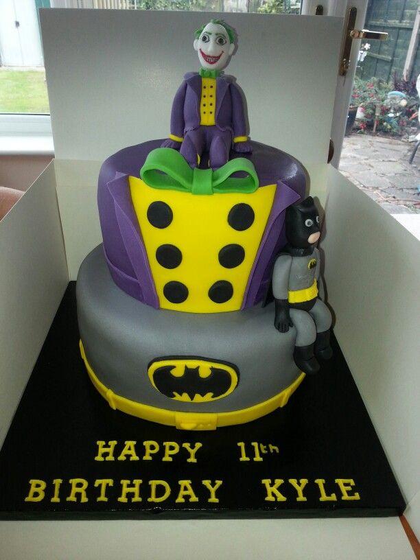 17 Best Ideas About Joker Cake On Pinterest Batman