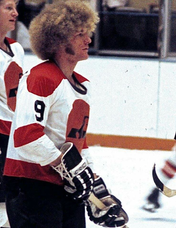 Bill Goldie Goldthorpe with the Baltimore Blades