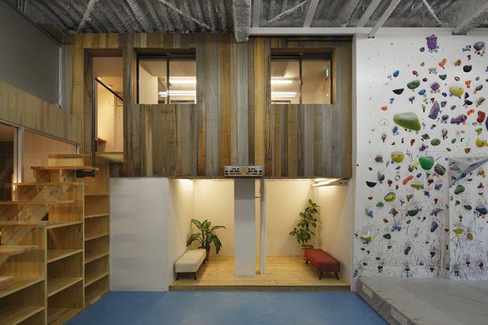 建築設計事務所 小石川建築/小石川土木 » Bouledring space BLEAU