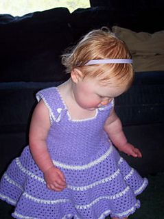 find this pin and more on children dresses free crochet patterns - Child Pictures Free