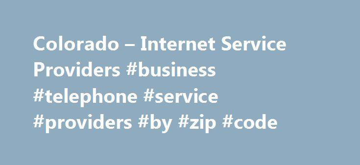 Best options for internet service