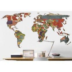 Die besten 25 Mapa mundi politico Ideen auf Pinterest