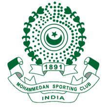 1891, Mohammedan S.C. (West Bengal, India) #MohammedanSC #WestBengal #India (L14068)