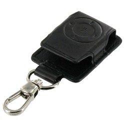 Port clé iPod Shuffle cuir sur http://www.etui-iphone.com/ rubirque #ipod #shuffle