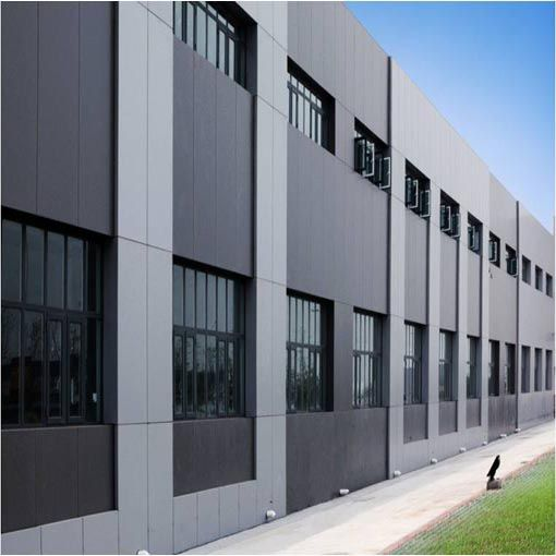 27 Best Facade Of Sandwich Panels Images On Pinterest Facades Industrial And Facade