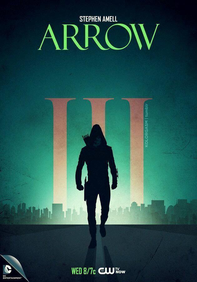 Season 3 is finally here Tonight is #ArrowWednesday #Arrow