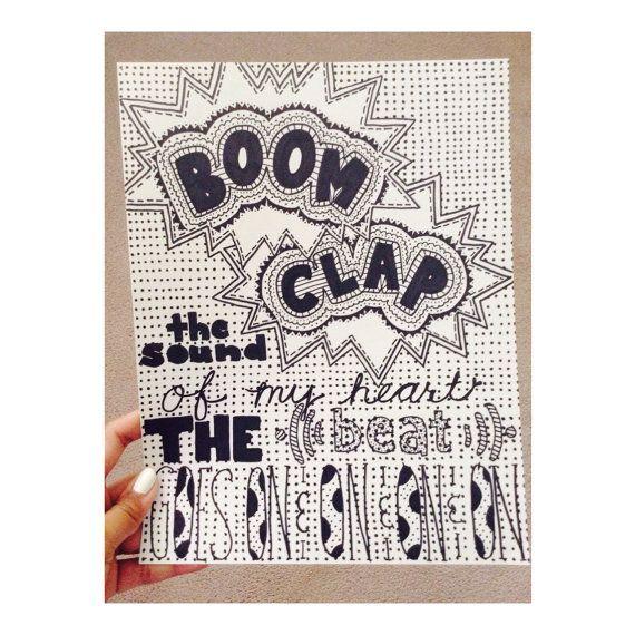 Boom Clap- Charlie XCX