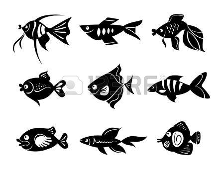 물고기 아이콘을 설정