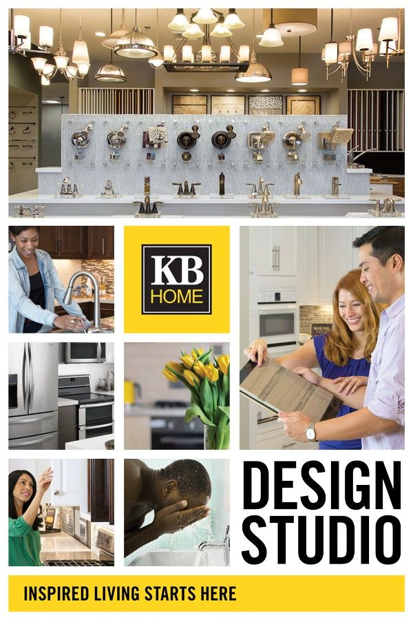 The Choice Is Yours: Inside The KB Home Design Studio