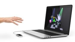 Control a Windows or Mac using hand and finger gestures.