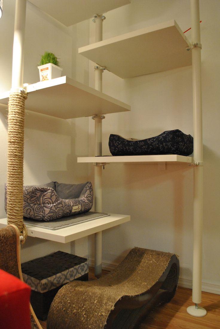 Stolman Cat Feeder Variation - IKEA Hackers
