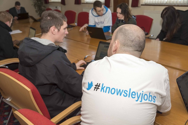 Use the hash tag #knowsleyjobs to let us know how found the event!   Click here for more information about Knowsley Jobs.