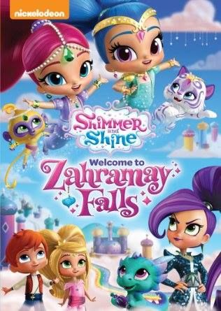 This giveaway is sponsored by Nickelodeon Hosted by Mom Does Reviews. Welcome to Zahramay Falls, the magical home of twin genies-in-training Shimmer and Shine! Available on DVD, Shimmer and Shine: …