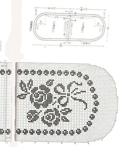 filet crochet_pattern2
